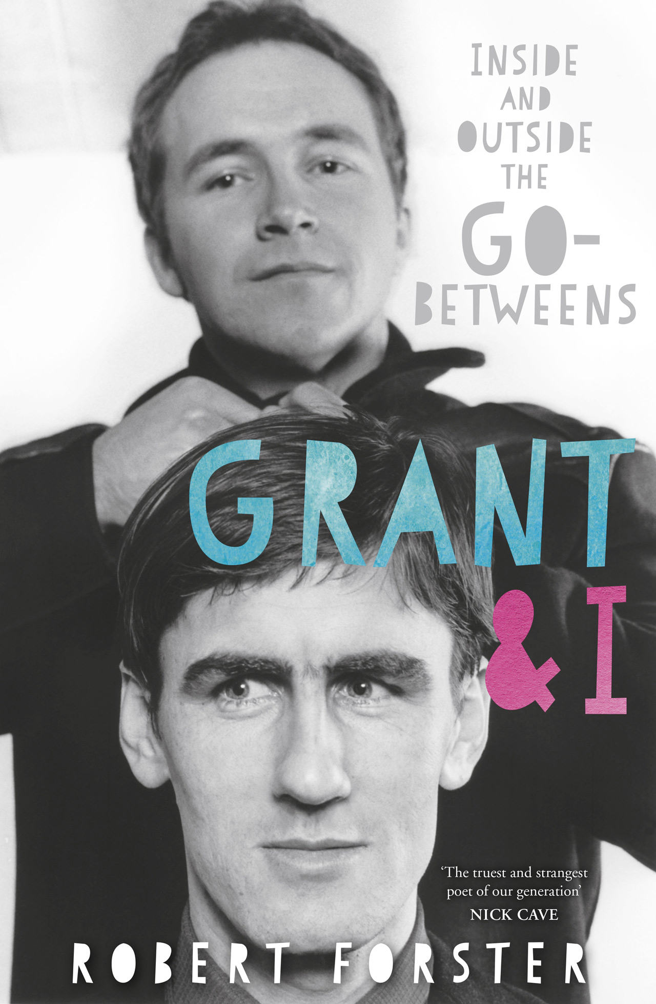 Cover of Grant And I book