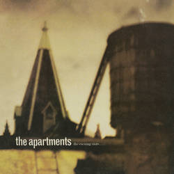 The Apartments 'The Evening Visits' album cover