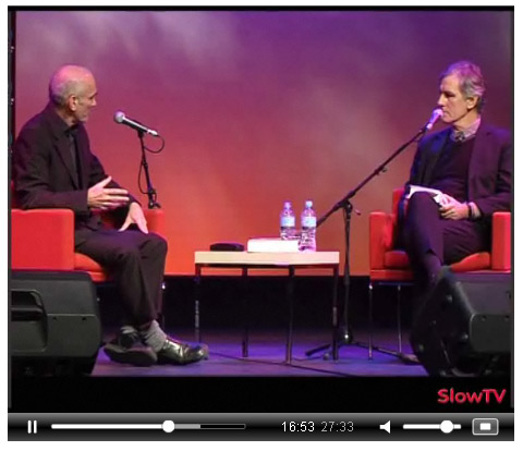 Paul Kelly and Robert Forster